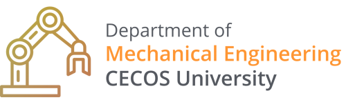Department of Mechanical Engineering Logo